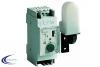 EDS 35 Dämmerungsschalter mit sep.Lichtfänger,  EB: 2-10.000 LUX, 2 TE