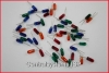 Miniaturlämpchen farbig, 50 Stück