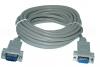 1,8m RS232 Verlängerung (Buchse/Stecker) serielles Kabel