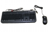 MS Wired Desktop 400 for Business USB black Tastatur + Maus Set