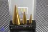 HSS-Stufenbohrer 3 Stück in Metallbox