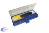 Kabelschuhklemmsatz, sortiert mit Klemmzange