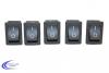 5 Stück Wippschalter