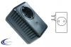 KEMO STG15  Steckergehäuse mit Steckdose