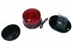Rote LED Blitzleuchte 12V - Alarm Licht