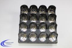 LED Matrix - Rot / Grün - 4x4