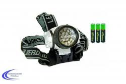 LED-Stirnlampe Arcas mit 4 Funktionen